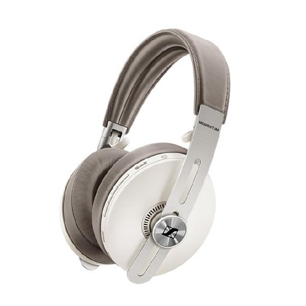 Беспроводные наушники Sennheiser MOMENTUM Wireless M3 AEBT XL Sandy White цена и фото
