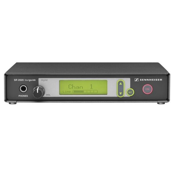 Передатчик для радиосистемы Sennheiser SR 2020-D стационарный