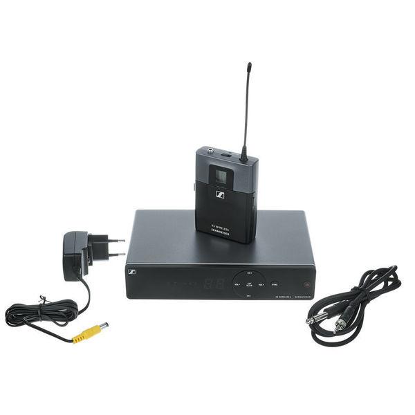 Фото - Радиосистема Sennheiser XSW 1-CI1-B радиосистема sennheiser xsw d portable lavalier set 508488