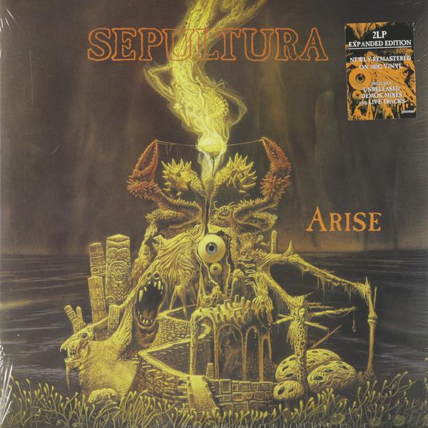 лучшая цена Sepultura Sepultura - Arise (expanded Edition) (2 LP)
