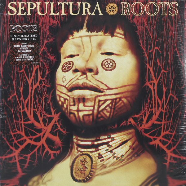 Sepultura Sepultura - Roots (2 LP) sepultura sepultura the best of sepultura