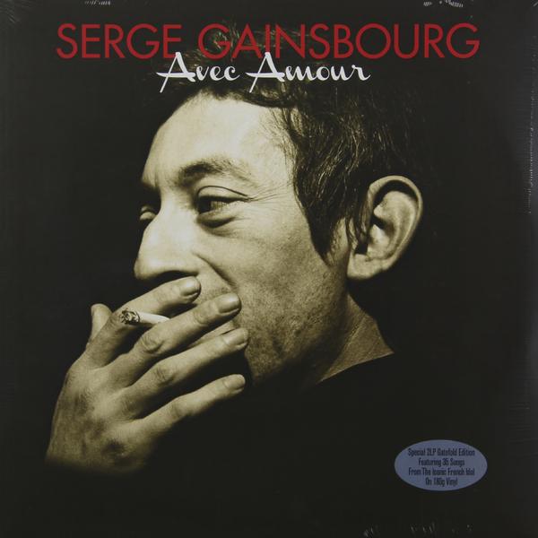 Serge Gainsbourg - Avec Amour (2 LP)