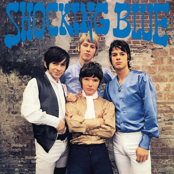 Shocking Blue Shocking Blue - Shocking Blue (colour)