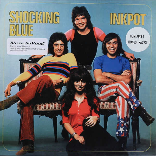 Shocking Blue Shocking Blue - Inkpot (180 Gr)