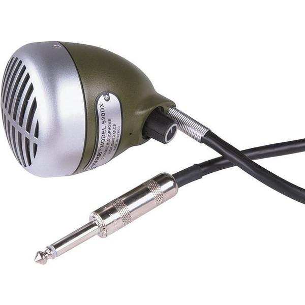 Инструментальный микрофон Shure 520DX цена и фото