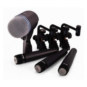Инструментальный микрофон Shure DMK57-52 инструментальный микрофон shure beta 52a