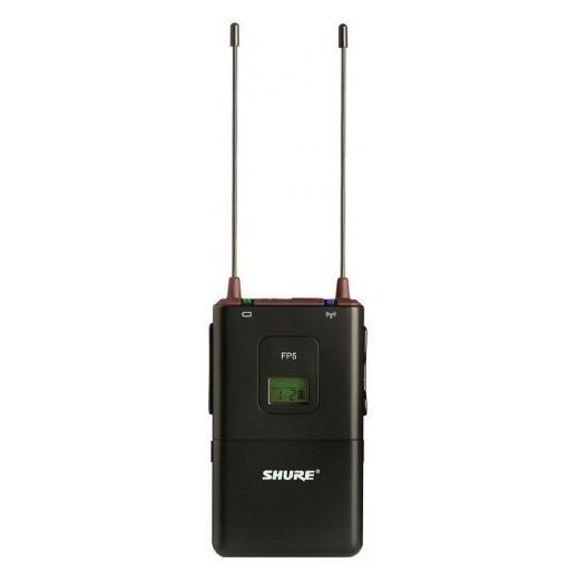 Приемник для радиосистемы Shure FP5 L4E shure fp25 sm58 l4e 638 662 mhz