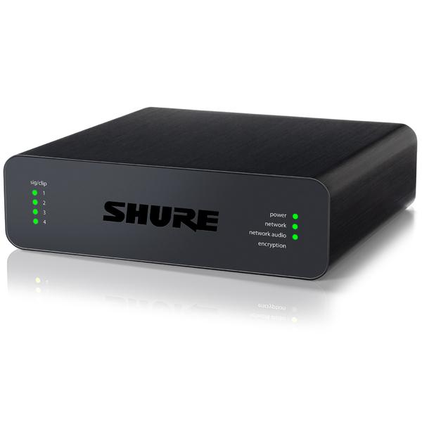 Контроллер/Аудиопроцессор Shure Аудиоконвертер ANI4IN-XLR
