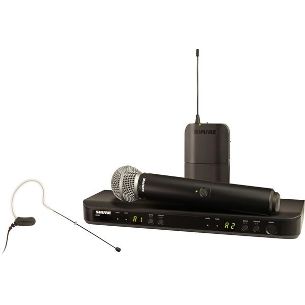 Радиосистема Shure BLX1288E/MX53 M17 цена