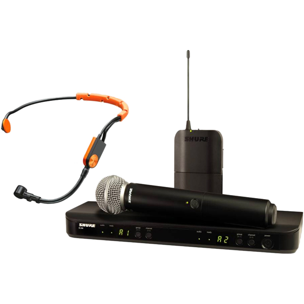 Радиосистема Shure BLX1288E/SM31 M17 стоимость