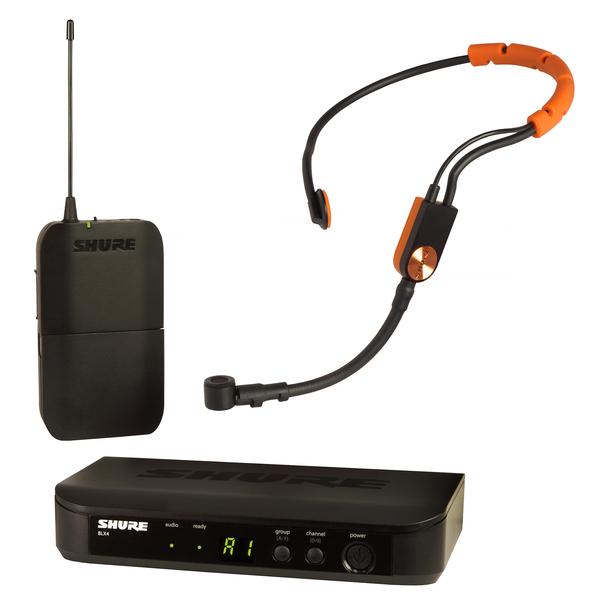 Радиосистема Shure BLX14E/SM31 M17 shure blx188e sm31 k3e 606 636 mhz