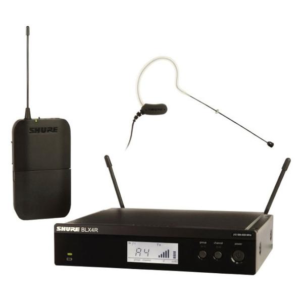 Радиосистема Shure BLX14RE/MX53 M17 стоимость