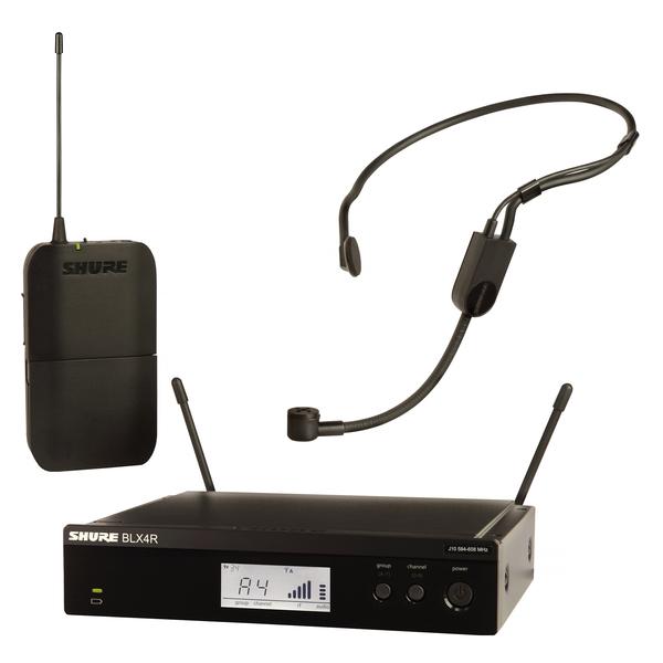 Радиосистема Shure BLX14RE/P31 M17 shure blx14re mx53 m17
