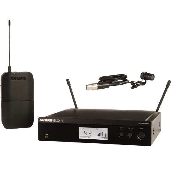Радиосистема Shure BLX14RE/W85 M17