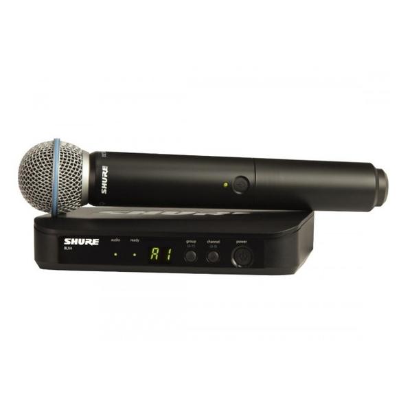 Радиосистема Shure BLX24E/B58 M17 shure blx24e b58 m17