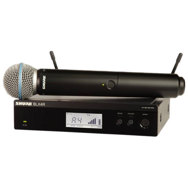 Радиосистема Shure BLX24RE/B58 M17 shure blx24e b58 m17