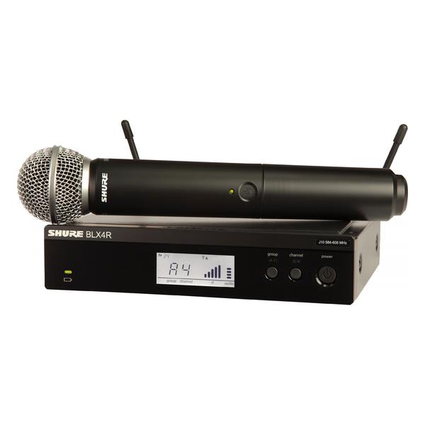 Радиосистема Shure BLX24RE/SM58 M17 shure fp25 sm58 l4e 638 662 mhz