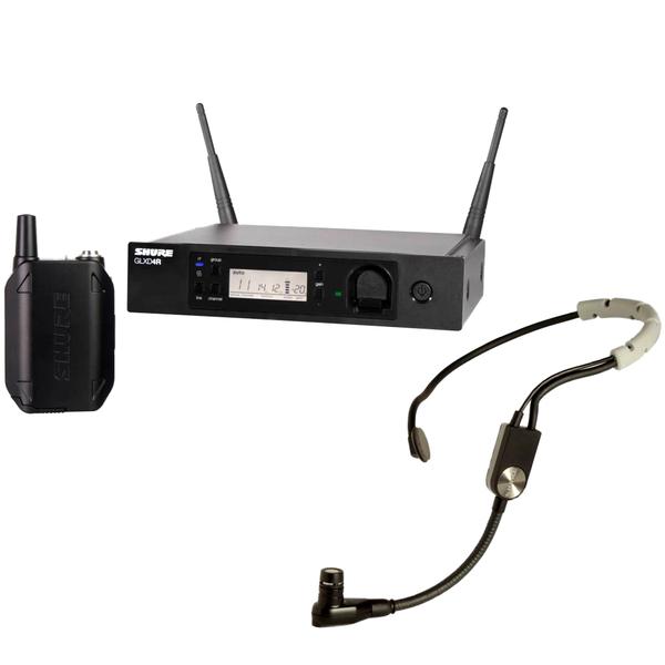 Радиосистема Shure GLXD14RE/SM35 Z2 цена
