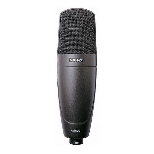Студийный микрофон Shure KSM32/CG usb микрофон shure pg42usb