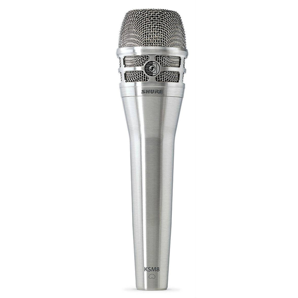 лучшая цена Вокальный микрофон Shure KSM8/N