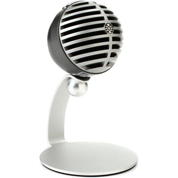 USB микрофон Shure MOTIV MV5-LTG Grey