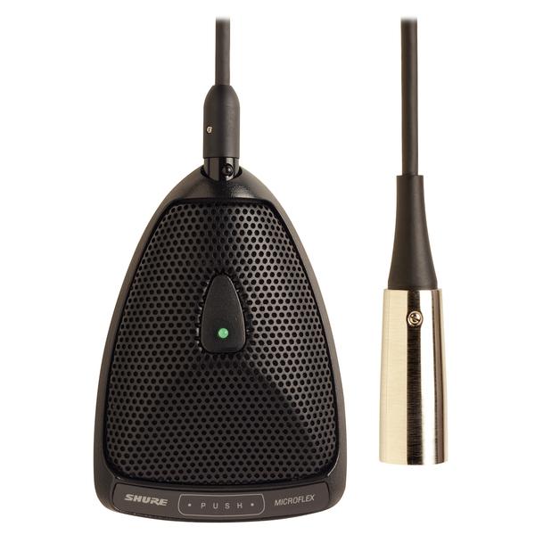Микрофон для конференций Shure MX393/O головной микрофон shure mx153c o tqg