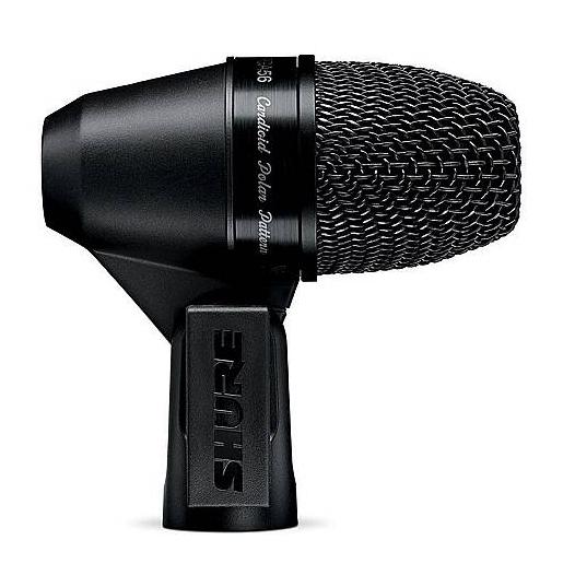 Инструментальный микрофон Shure PGA56-XLR цена и фото
