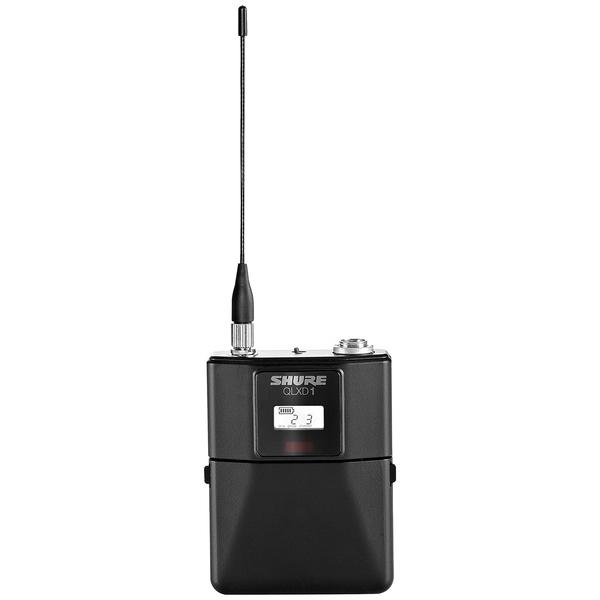 цены на Передатчик для радиосистемы Shure QLXD1 G51 в интернет-магазинах
