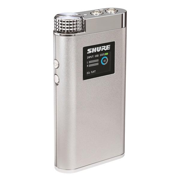 Усилитель для наушников Shure SHA900 Silver кабель для наушников shure eac64s clear