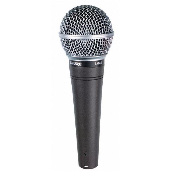 Вокальный микрофон Shure SM48-LC