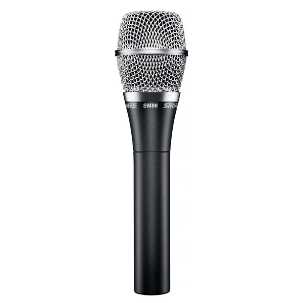 Вокальный микрофон Shure SM86 shure ulxd2 sm86 p51