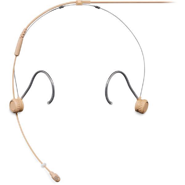 Головной микрофон Shure TH53T/O-LEMO Tan