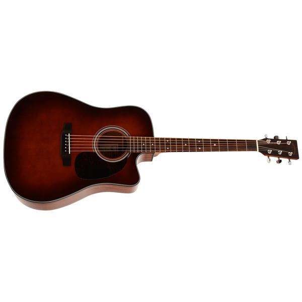 Гитара электроакустическая Sigma Guitars DMC-1STE-BR цена и фото