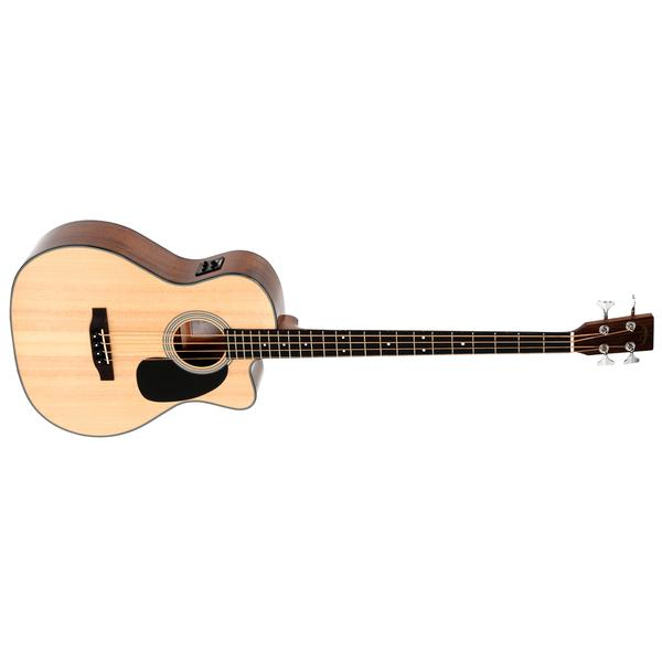 Гитара электроакустическая Sigma Guitars BMC-1STE+ цена и фото