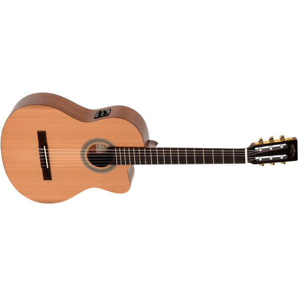 Гитара электроакустическая Sigma Guitars CMC-STE цена и фото