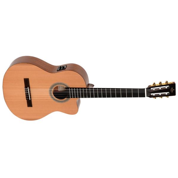 Гитара электроакустическая Sigma Guitars CMC-STE+