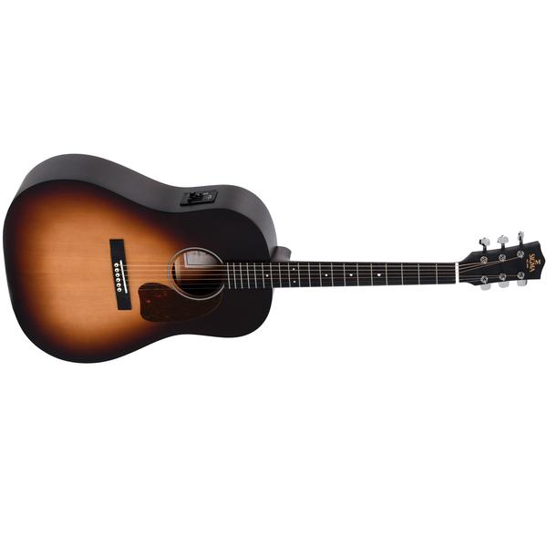 Гитара электроакустическая Sigma Guitars JM-SGE+