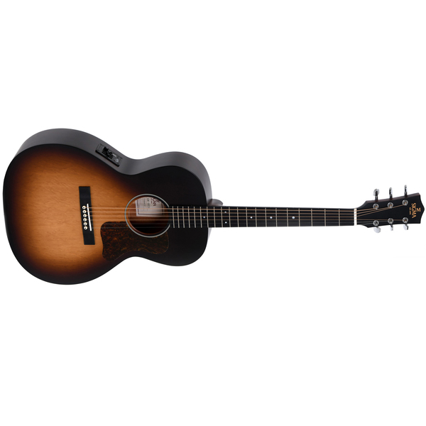 Гитара электроакустическая Sigma Guitars LM-SGE+ гитара электроакустическая sigma guitars dmc 1stel