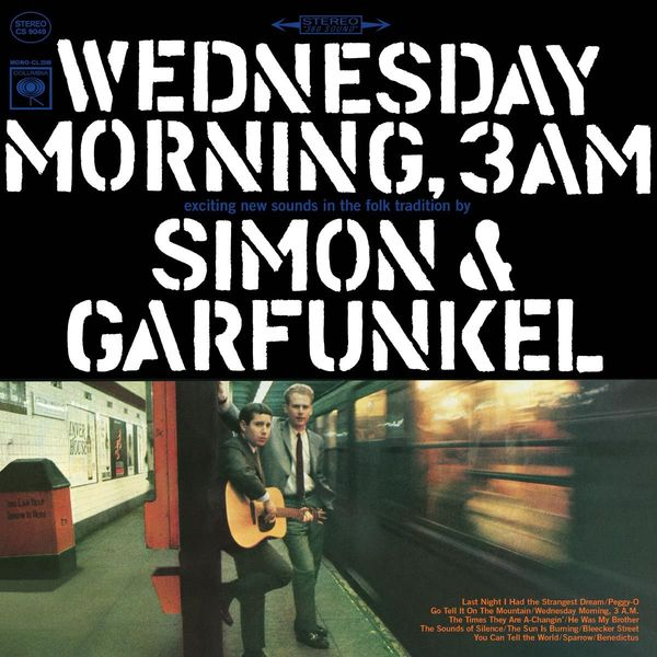 Simon Garfunkel - Wednesday Morning, 3 A.m. (180 Gr)