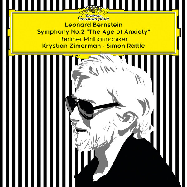 цены Bernstein BernsteinKrystian Zimerman - : Symphony No. 2 the Age Of Anxiety