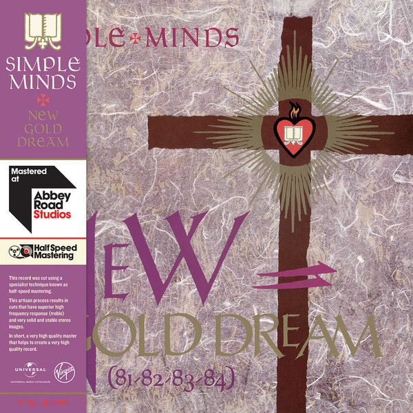 Simple Minds Simple Minds - New Gold Dream (81-82-83-84) (half Speed Vinyl) цена и фото