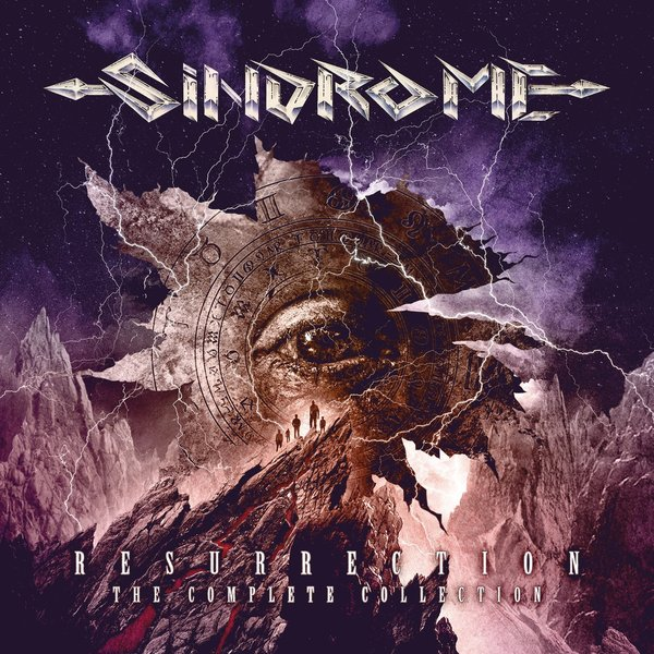 Sindrome Sindrome - Resurrection – The Complete Collection (lp+cd) disco collection 2 cd