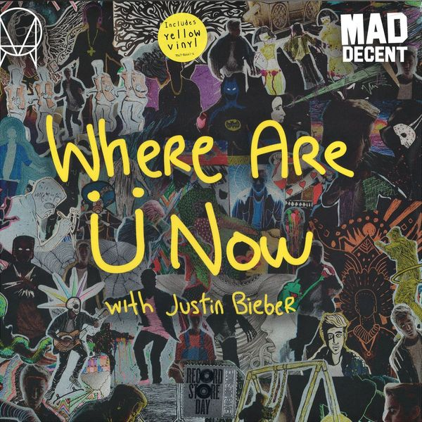 Skrillex Diplo - Where Are U Now (with Justin Bieber)