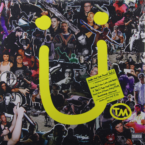 Skrillex And Diplo - Presents Jack U (lp + Cd)