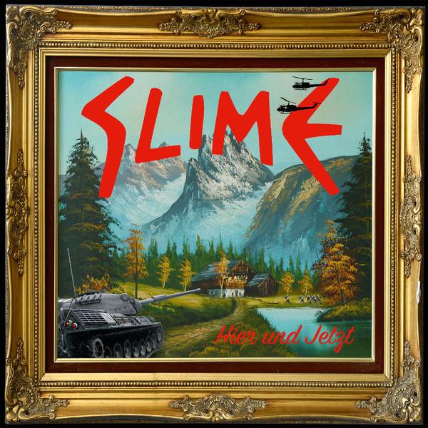SLIME - Hier Und Jetzt (2 Lp+cd)