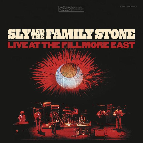 Sly The Family Stone - Live At Fillmore (2 Lp, 180 Gr, Colour)