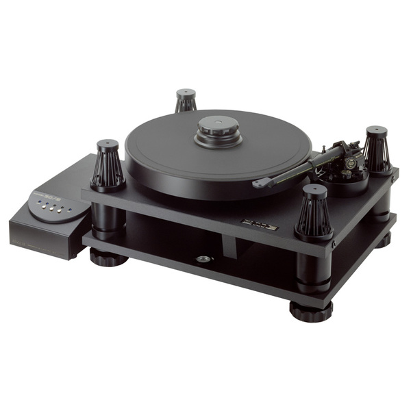 Виниловый проигрыватель SME Model 30/2 Black