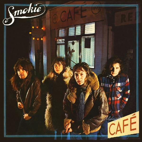 Smokie Smokie - Midnight Cafe (2 Lp, Colour)