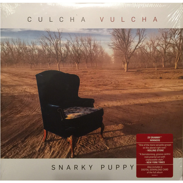 Snarky Puppy - Culcha Vulcha (2 LP)