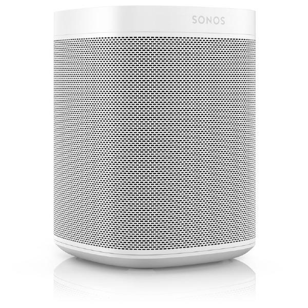 Беспроводная Hi-Fi акустика Sonos One White